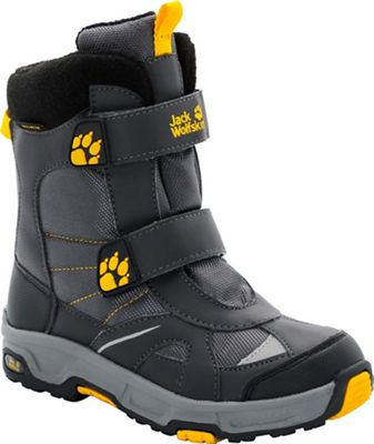 Jack Wolfskin Boys' Polar Bear Texapore Boot