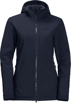 Jack Wolfskin Women's Rock Valley Long Jacket