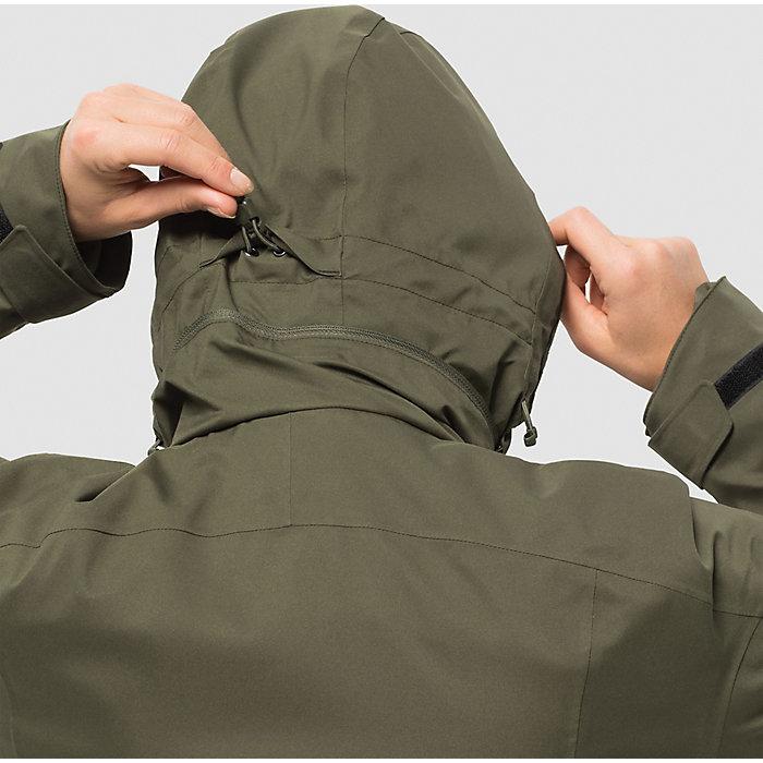 Jack Wolfskin Women's Ruunaa 3 in 1 Waterproof Insulated Jacket