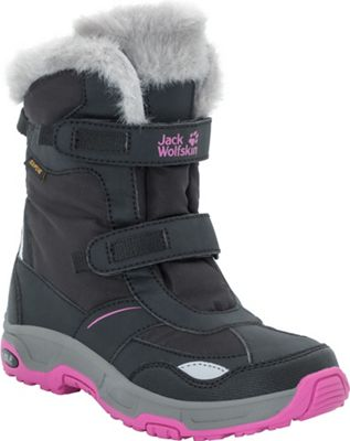 Jack Wolfskin Girls' Snow Flake Texapore Boot