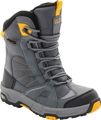 Jack Wolfskin Boys' Snow Ride Texapore Boot