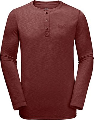 Jack Wolfskin Men's Winter Travel Henley