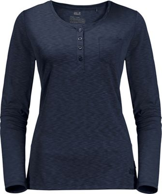 Jack Wolfskin Women's Winter Travel Henley