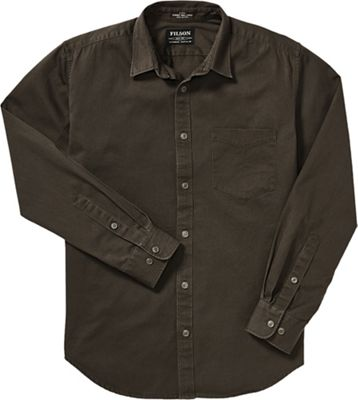 Filson Men's 6.5 Oz Chino Shirt