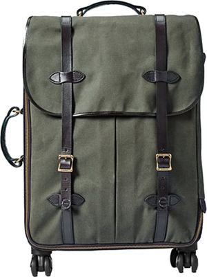 Filson Rolling 4 Wheel Check In Bag