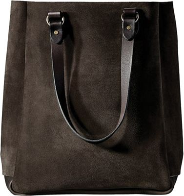 Filson Rugged Suede Tote Bag