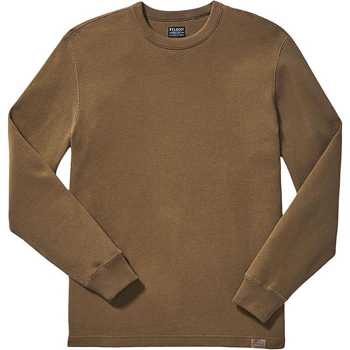 cba9651824 Filson Men's Waffle Knit Thermal Crewneck Top - Moosejaw