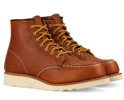Red Wing Heritage Women's 3375 6-Inch Classic Moc Boot