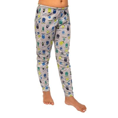 Hot Chillys Youth Midweight Print Bottom