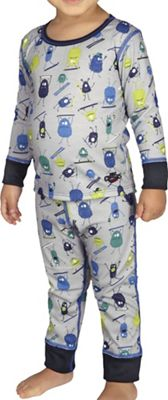 Hot Chillys Toddlers' Midweight Print Set