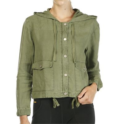 Sanctuary Women's Nova Hooded Jacket