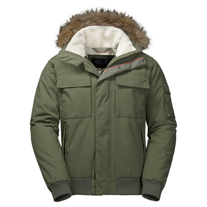 2ae1d5d6e4 Jack Wolfskin Men's Brockton Point Jacket - Moosejaw