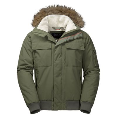 444a9f399a Jack Wolfskin Men's Brockton Point Jacket