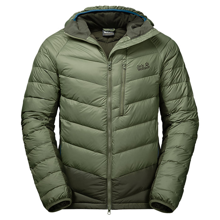 3b16af7bb3 Jack Wolfskin Men's Neon Down Jacket - Moosejaw