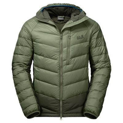 Jack Wolfskin Men's Neon Down Jacket