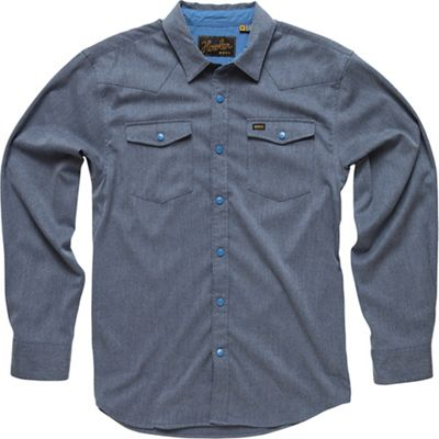 Howler Bros Men's Stockman Stretch Snapshirt