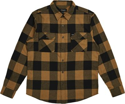 Brixton Men's Bowery Lightweight LS Flannel