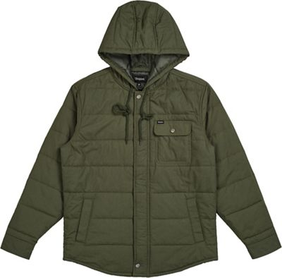 Brixton Men's Cass Hood Jacket