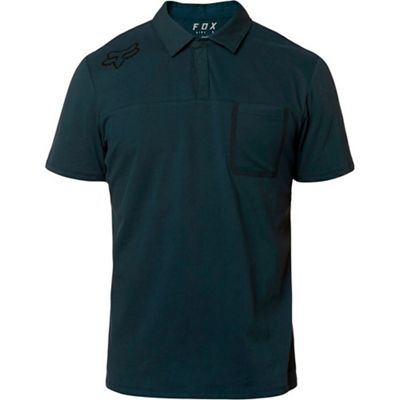 Fox Men's Redplate 360 Tech Polo SS Top