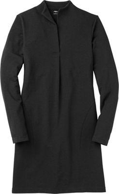 Nau Women's Elementerry Mock V L/S Dress