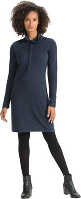 Nau Women's Kanab Heavyweight Funnel L/S Dress