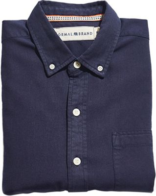 The Normal Brand Men's Brushed Weekday Twill Shirt