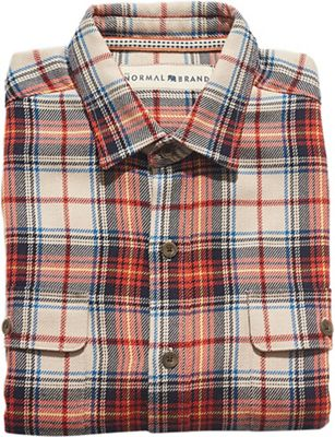 The Normal Brand Men's Jimbo Double Pocket Overshirt