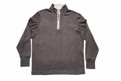 The Normal Brand Men's Puremeso Quarterzip