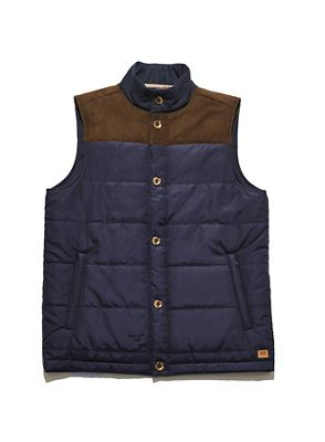 The Normal Brand Men's Uptown Button Vest