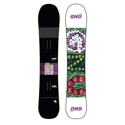 GNU Men's Mullair Snowboard