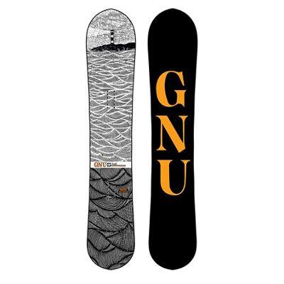 GNU Men's T2B Snowboard