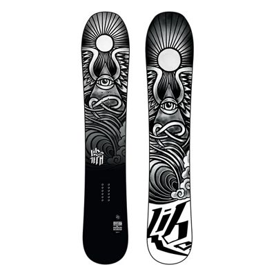Lib Tech Jamie Lynn Titty Fish Snowboard
