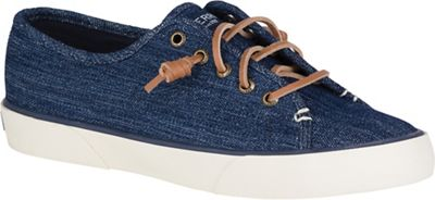 Sperry Women's Pier View Denim Sneaker