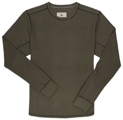 Dakota Men's Turley Thermal Crew Neck Top