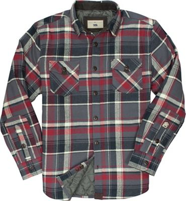 Dakota Grizzly Men's York Flannel