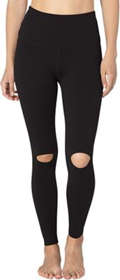 Beyond Yoga Women's Got To Slit High Waisted Midi Legging