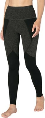 Beyond Yoga Women's Spacedye Paneled High Waisted Long Legging
