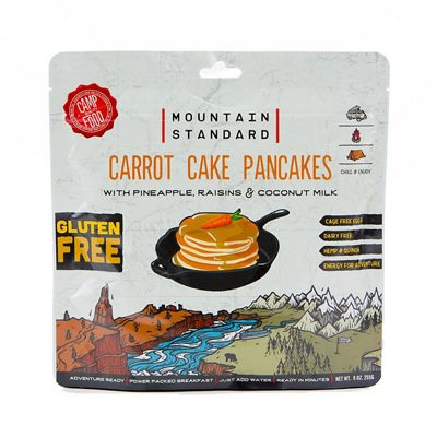 Backpacker's Pantry Mountain Standard Carrot Cake Pancakes