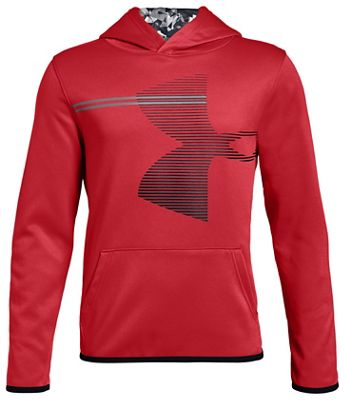 Under Armour Boys' Armour Fleece Highlight Hoody