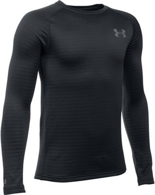 Under Armour Boys' UA Base 2.0 Crew Neck Top