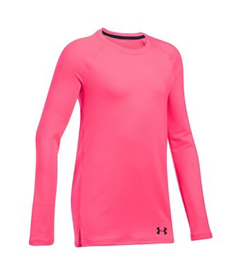 Under Armour Girls' ColdGear Crew