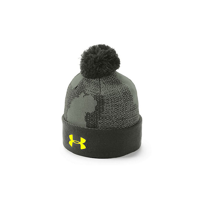 4e1a21e35 Under Armour Boys' Pom UPD Beanie - Moosejaw