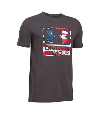 Under Armour Boys' Freedom BFL Tee