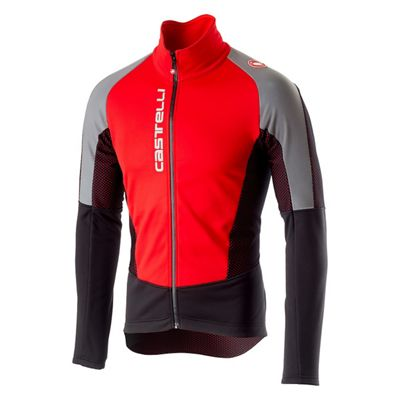 Castelli Men's Mortirolo V Reflex Jacket