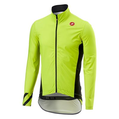 Castelli Men's Pro Fit Light Rain Jacket
