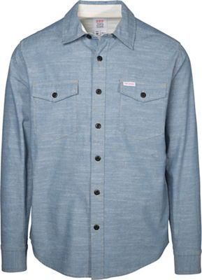 Topo Designs Men's Chambray LS Shirt