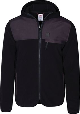 Topo Designs Men's Fleece Hoodie