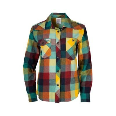 Topo Designs Women's Heavyweight Work Shirt