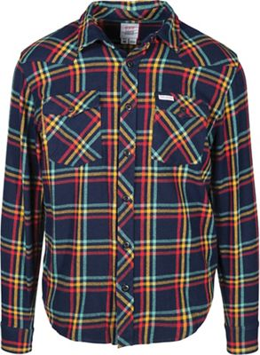 Topo Designs Plaid Mountain LS Shirt