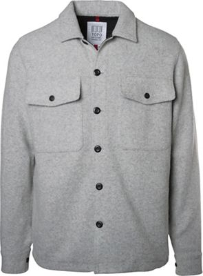 Topo Designs Men's Wool Shirt